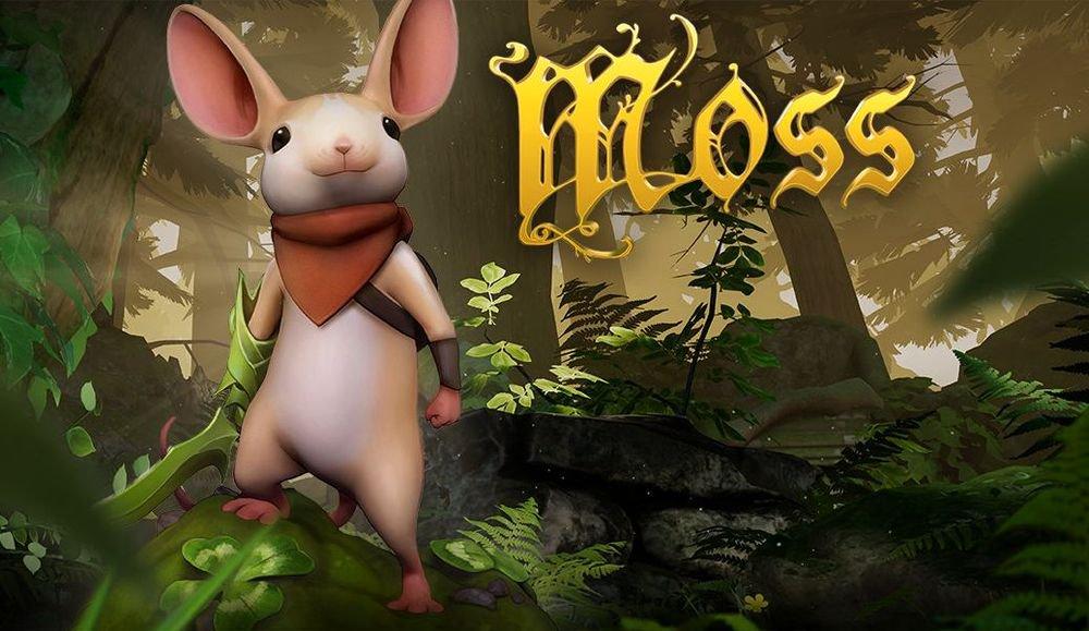 Обзор игры Moss: VR-сказка для всей семьи