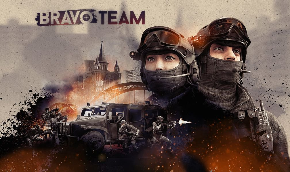 Обзор игры Bravo Team