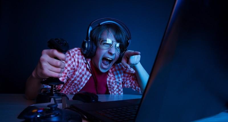 Компьютерные игры — как все начиналось