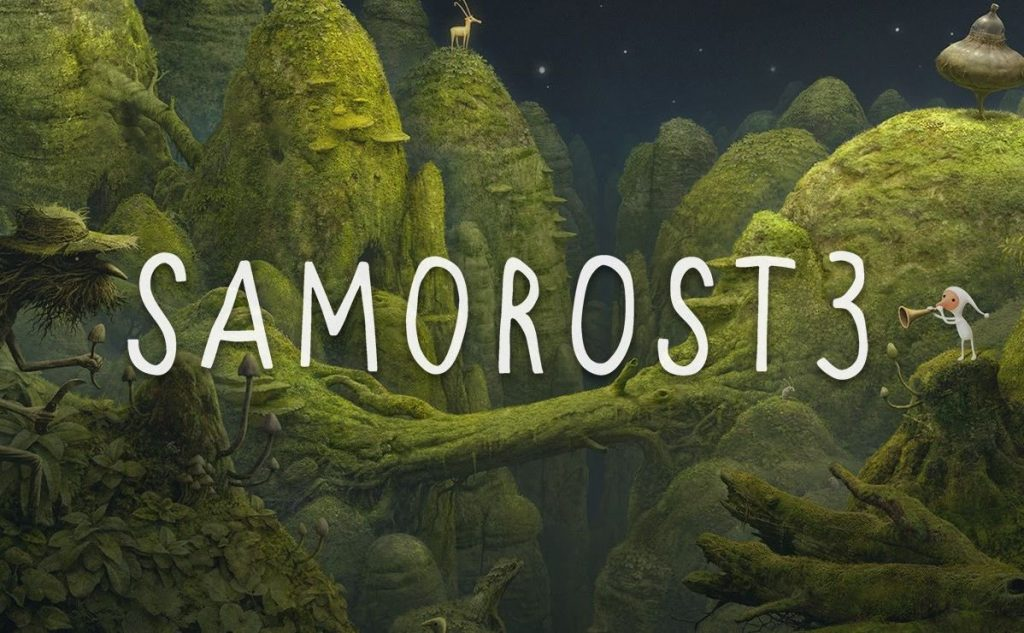 Обзор игры Samorost 3: однажды в далёкой, далёкой галактике